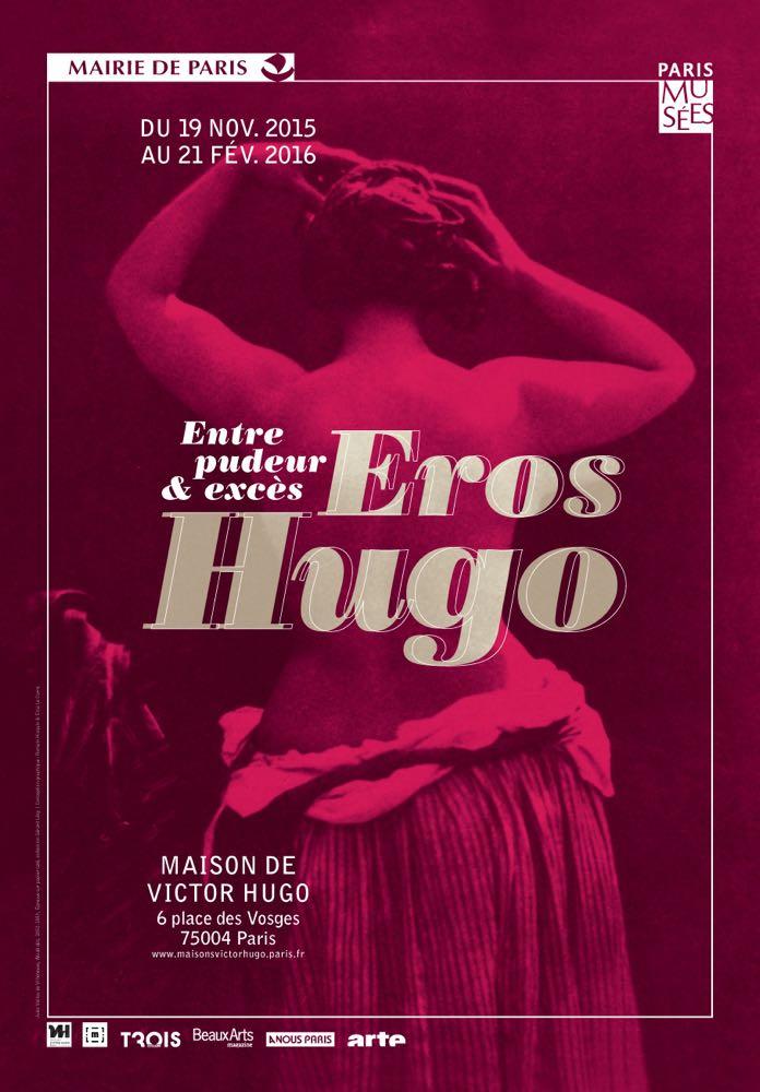 Victor HUgo et l'amour - Exposition - Mairie de Paris