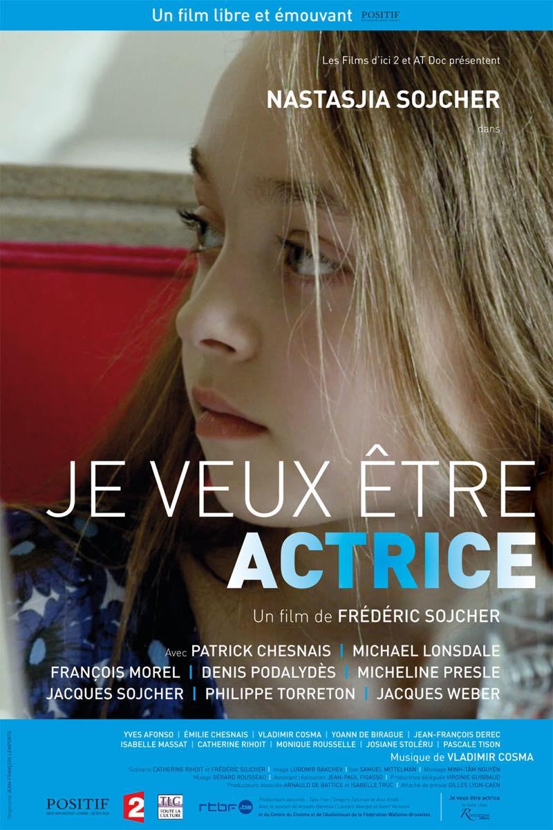 Je veux etre actrice Frédéric Sojcher