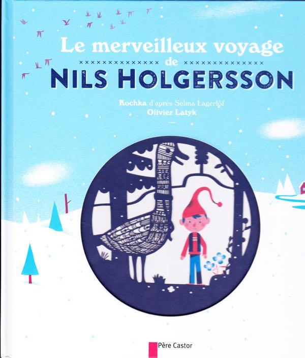 Nils HOlgersson - Père Castor