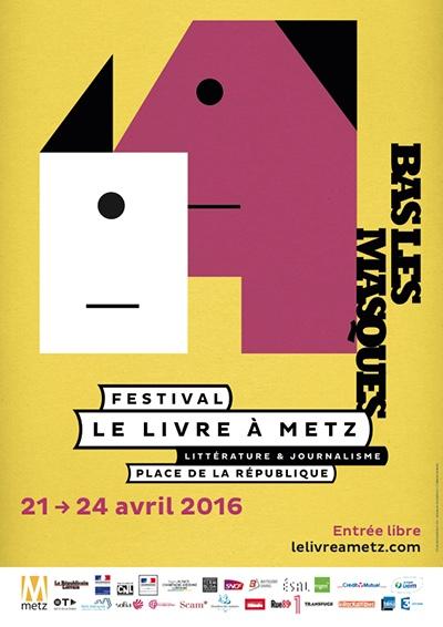 Festival Livre à Metz