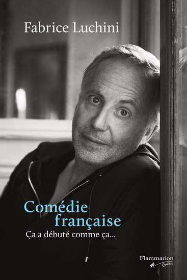 Fabrice Luchini - Comédié française