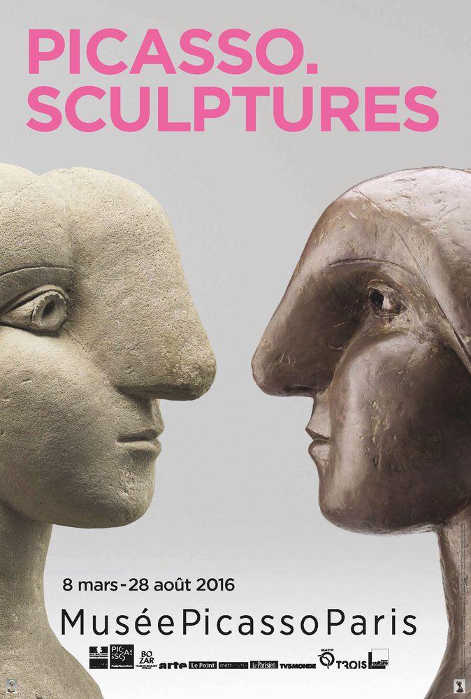 Affiche Sculptures 1000