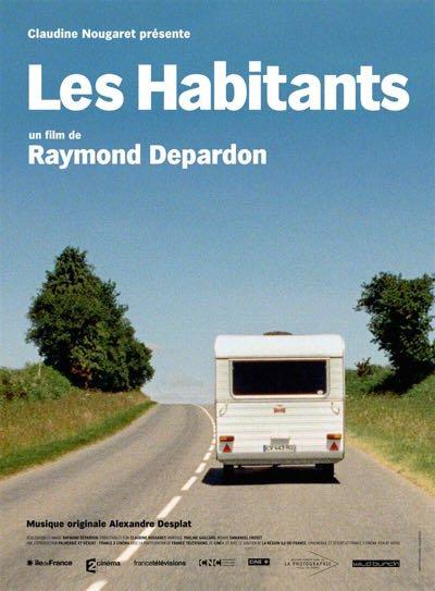 Raymond Depardon - Les Habitants - Claudine Nougaret