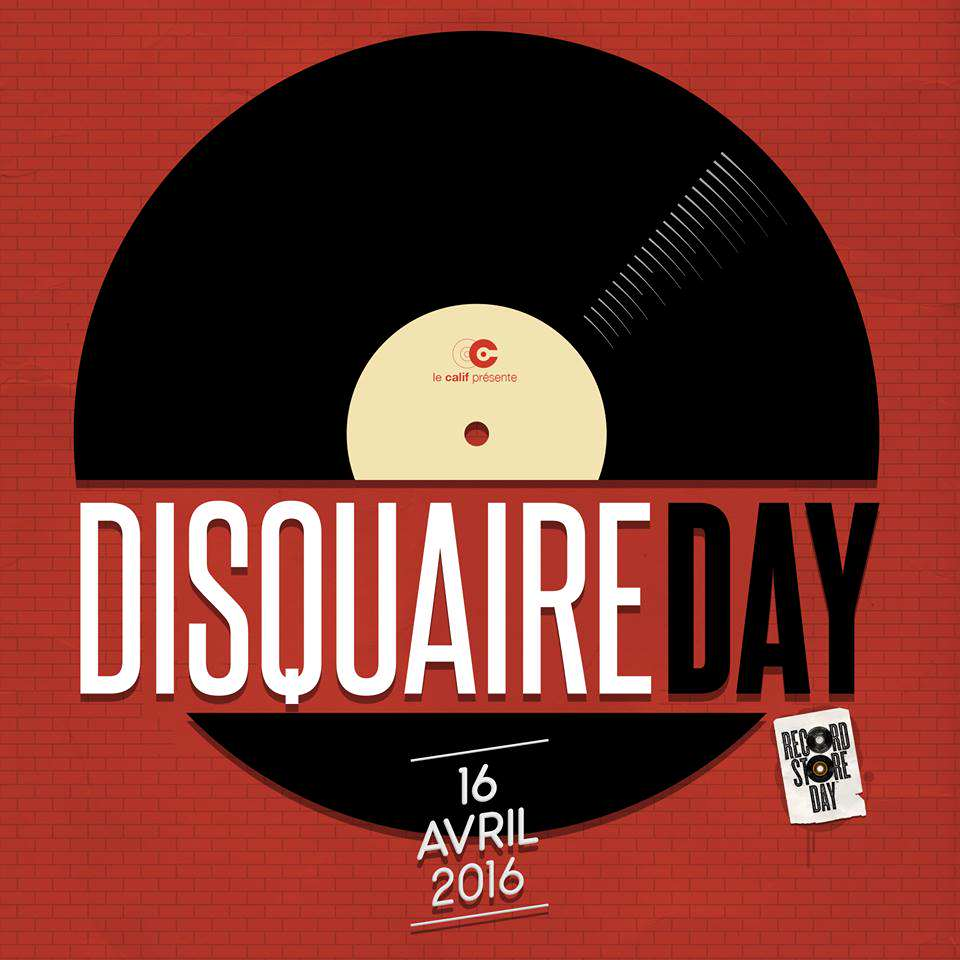 disquaire day 2016