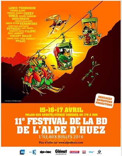 Festival BD Alpe dHuez