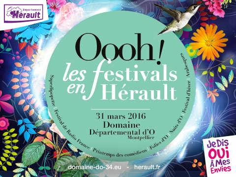 Festivals Herault