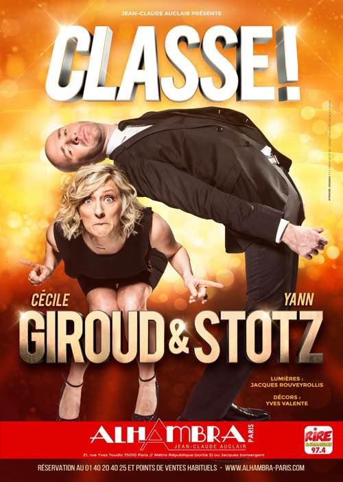 Classe - Cécile Giro