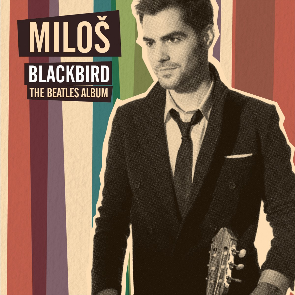Milos Blackbird album cover 1200x1200