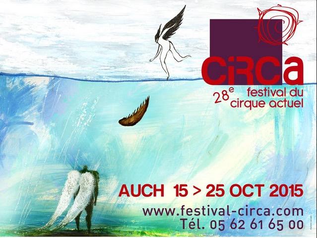 Circa - Festival du Cirque - Auch