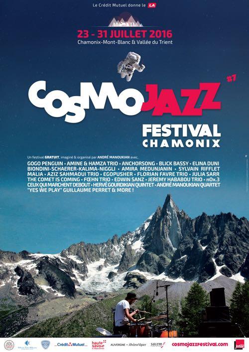 Cosmo Jazz Festival