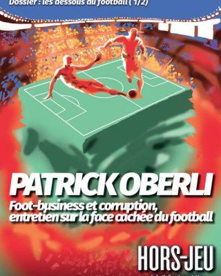 HORS JEU - PAtrick Oberli - Arte TV