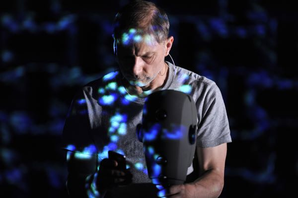 The Encounter Simon MCBurney - Printemps des Comédiens 2016