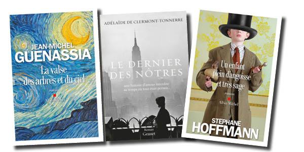 Rentrée littéraire 2016 par emmanuelle de Boysson
