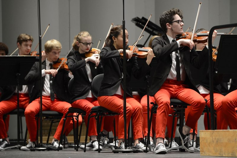NATIONAL YOUNG ORCHESTRA USA