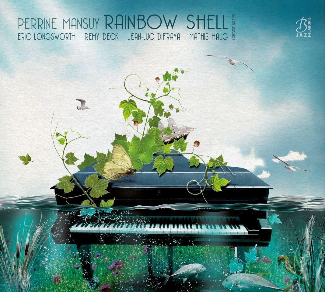 rainbow shell perrine mansuy jazz