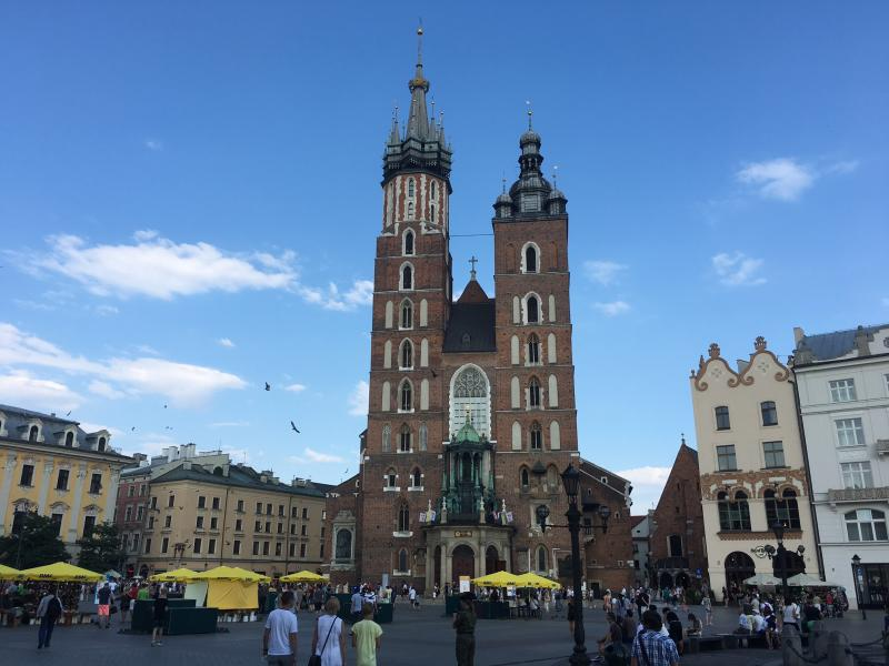 Cracovie : le joyau architectural de la Pologne