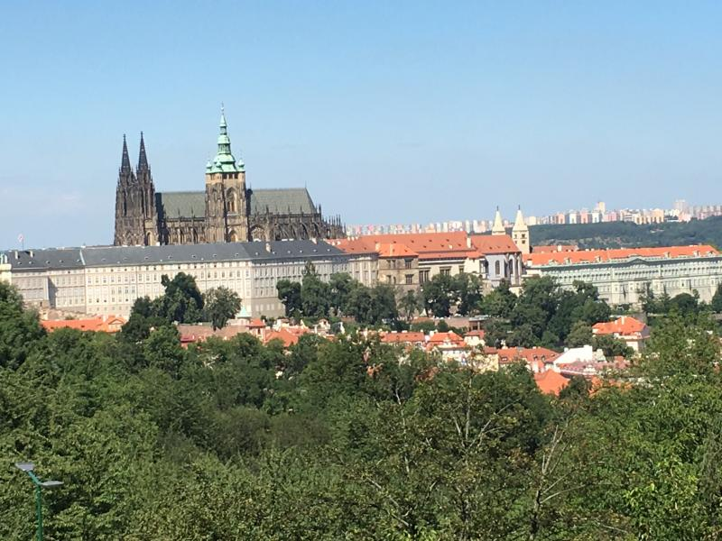 PRAGUE - Office du Tourisme - Aout 2016