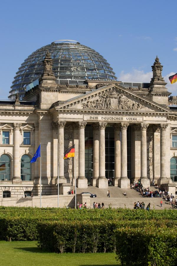 Reichstag - Coupole - Berlin