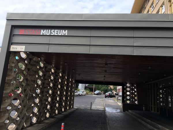 Musée de la STASI - Berlin