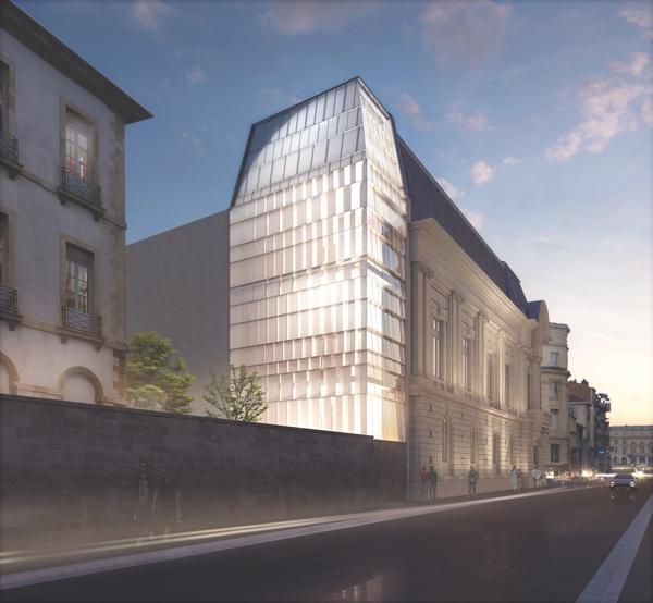 Musée de BAYONNE Bonnat- Helleu