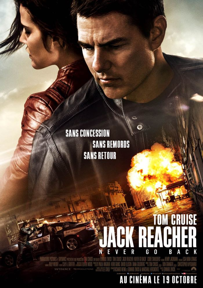 JACK REACHER - Tom Cruise - Edward Zwick