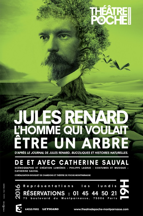 JULES RENARD - Théâtre de Poche