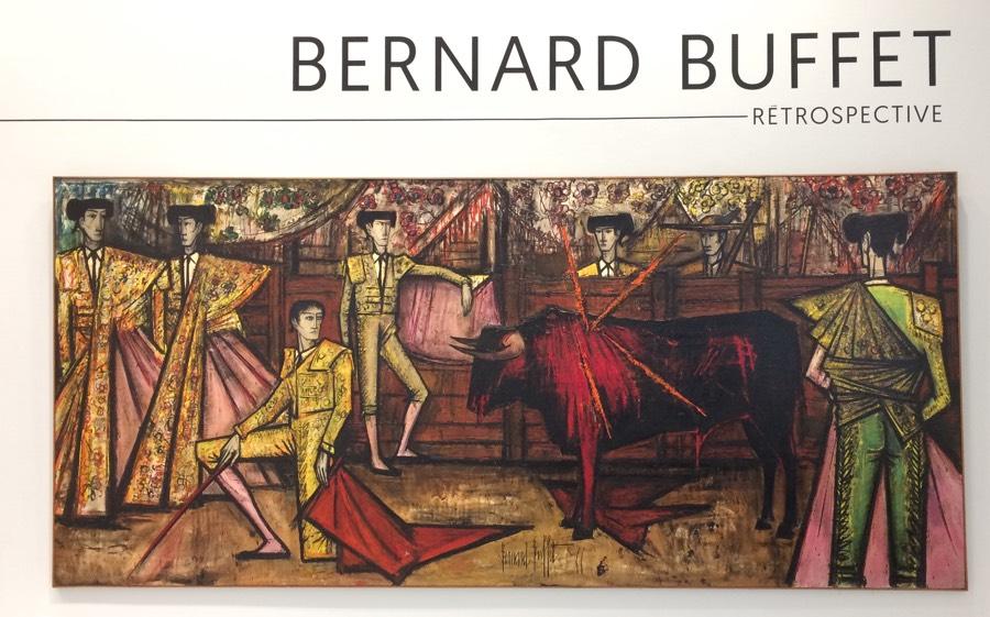 Bernard BUFFET - Exposition MAM