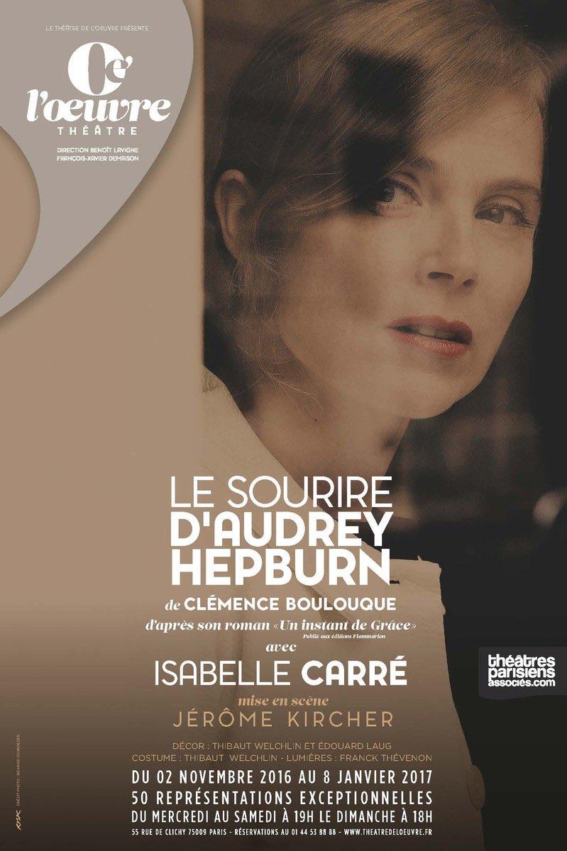 Audrey Hepburn de Clémence Bouloque