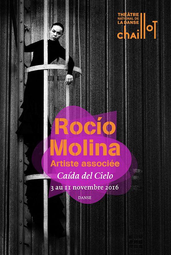 ROCIO MOLINA Théâtre de CHAILLOT