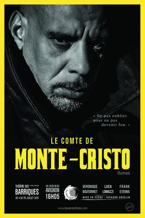 Le Comte de Monte Christo - Essaion Théâtre -