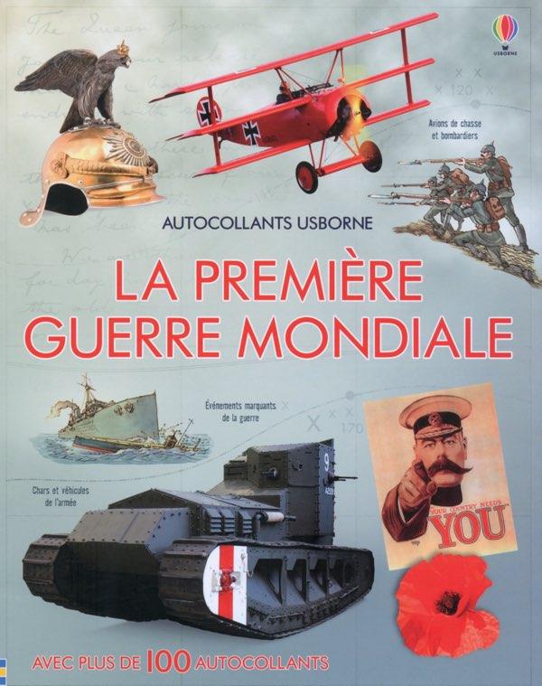 USBORNE - La première guerre mondiale