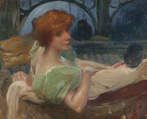 Albert Besnard au Petit Palais