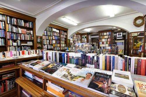 Librairie Ferin à Lisbonne, interview