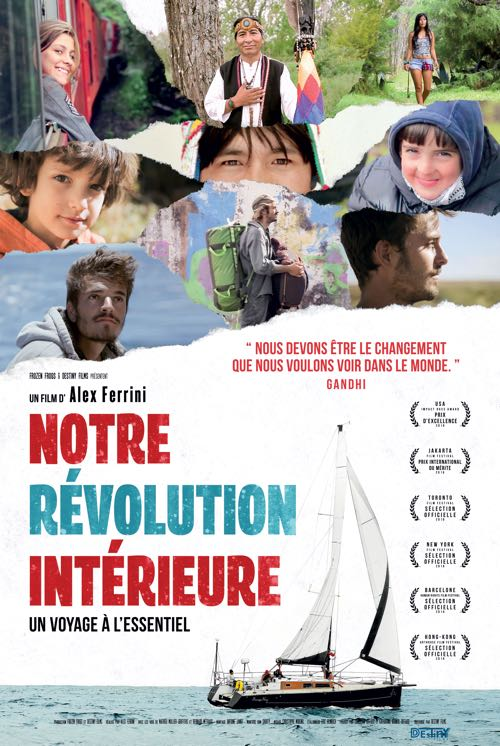 Notre révolution intérieure d'Alex Ferrini
