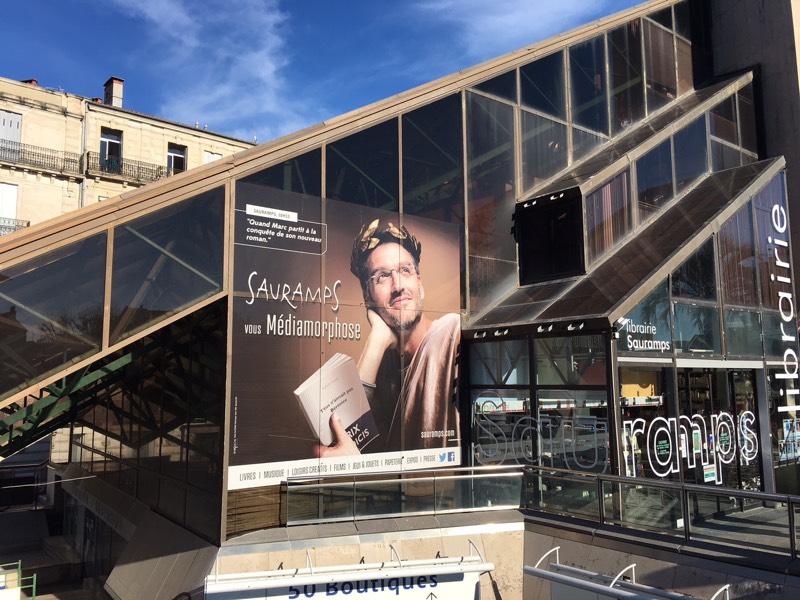 Librairie SAURAMPS - MOntpellier -