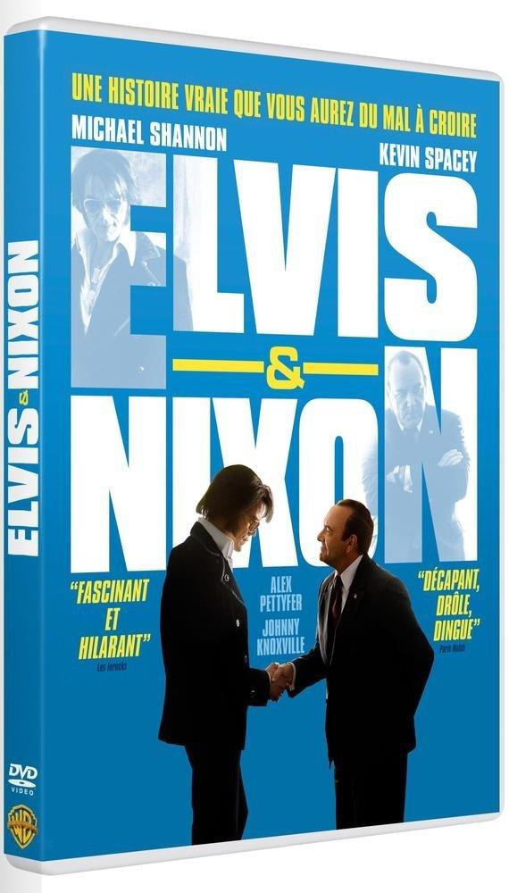 ELVIS Presley - Elvis & Nixon - Kevin Spacey - DVD
