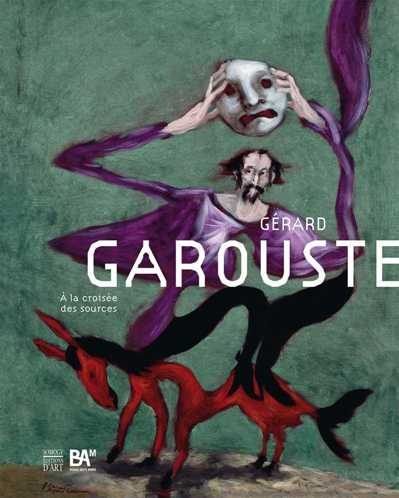 Gerard GAROUSTE - exposition au BAM 2017