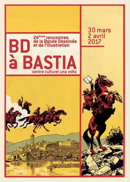 BD à Bastia, du 30 mars au 2 avril 2017, Bastia (Corse)