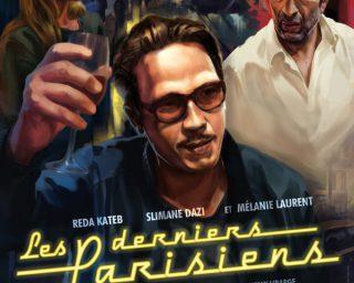 Les derniers parisiens, film de Hamé Bourokba et Ekoué Labitey, avec Reda Kateb et Mélanie Laurent