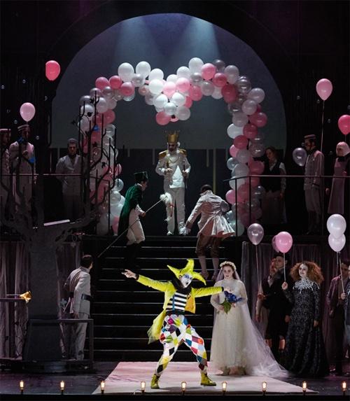 Fantasio de Jacques Offenbach, mis en scène par Thomas Jolly, Théâtre Châtelet, Paris