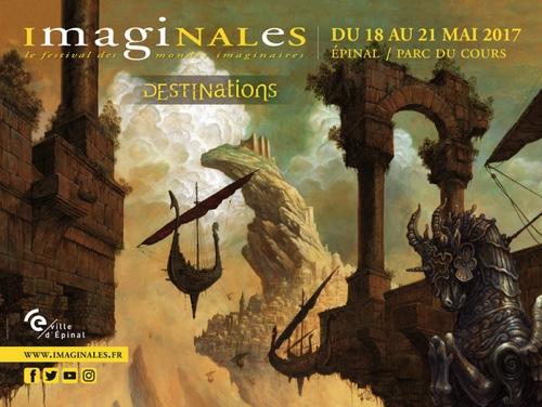 16e édition des Imaginales
