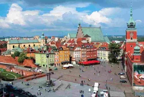Pologne : Sites classés UNESCO