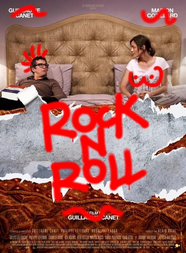 Rock'n'roll, Guillaume Canet, Marion Cotillard