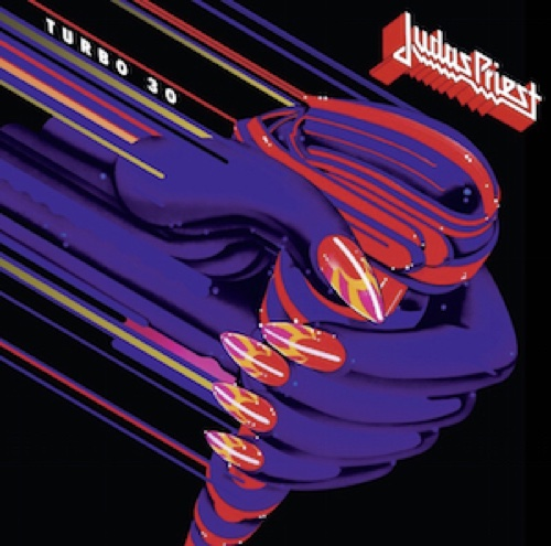 "Judas Priest, ""Turbo 30"", Sony UK"