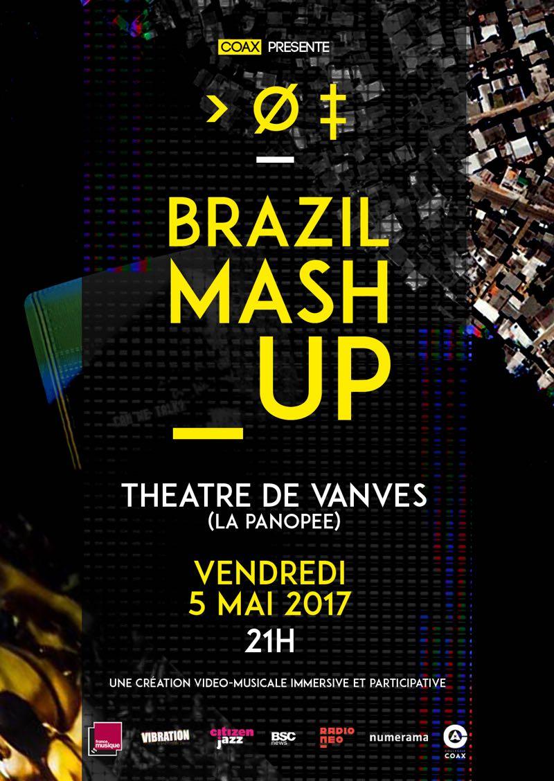 Brazil Mashup Flyer