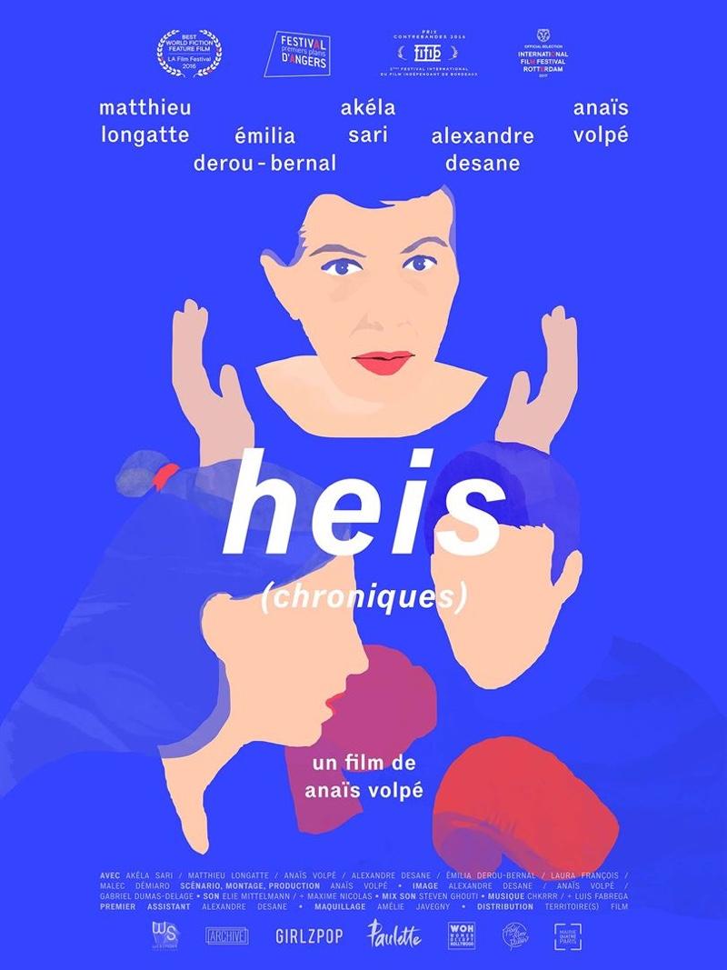 HEIS AFFICHE film
