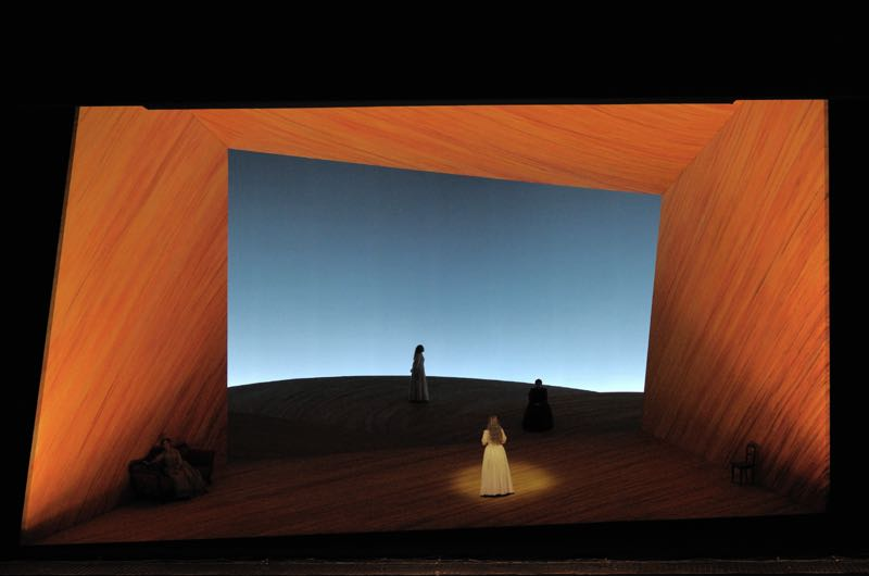 opera bastille Eugène Onéguine - Netrebko
