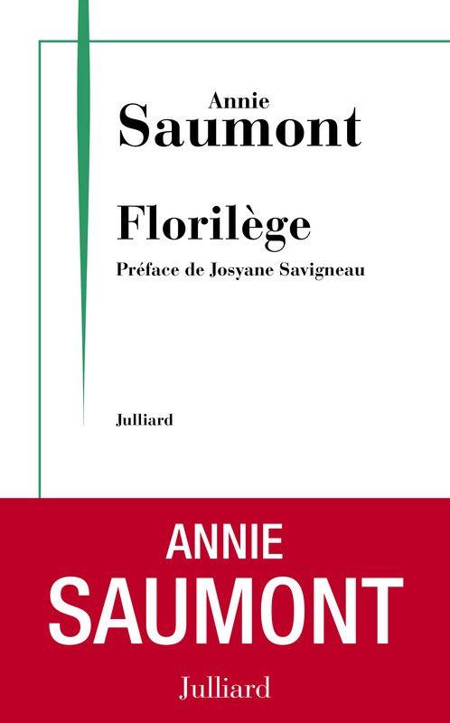 Annie Saumont Florilège