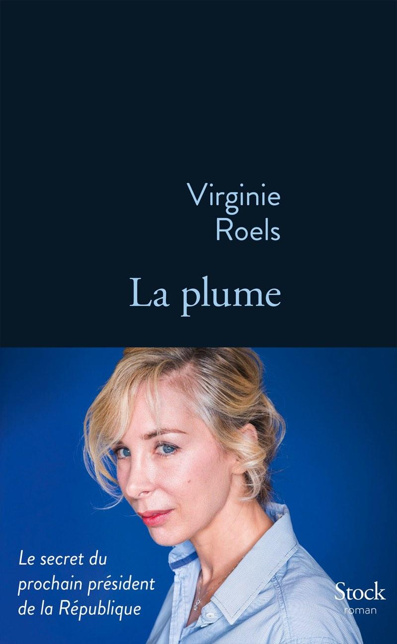 Virginie ROELS - La plume