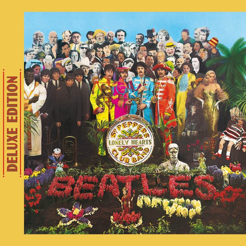 SERGENT PEPPER THE BEATLES - DELUXE EDITION